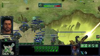 [Walkthrough] StarCraft II Wings of Liberty ♦ Brutal ► Mission 12 The Dig [All Base Destroyed]