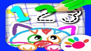 Learn Colors with Numbers | Learning Number | 123 Numbers Kids Video | Numbers Songs for Children