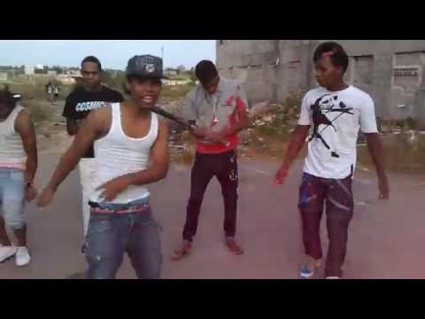 El Kapy Con Flow La Muralla Del Rap. (FreeStyle 2) Video Official. 2014