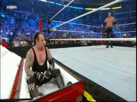 Wwe Summerslam 2010 Kane Vs Rey Mysterio(hq) video