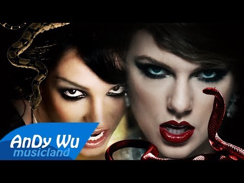 Taylor Swift - Look What You Made Me Do (Remix) feat. Britney Spears