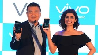UNCUT - Prachi Desai At Vivo V5 Business Mobile Phone Launch