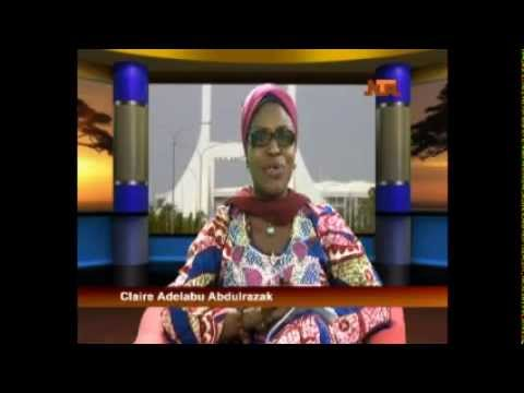 NTA Good Morning Nigeria With Claire And Kingsley At 7am 6/5/2015