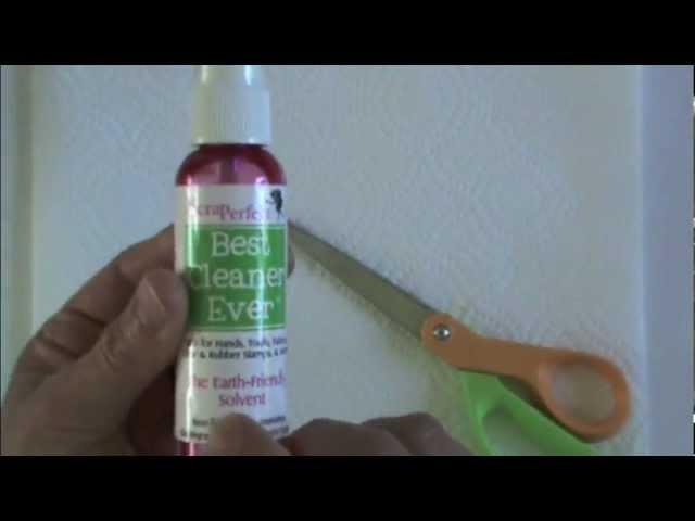 Fiskars Scissors--Clean!!!