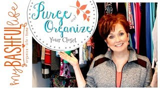 Clothing Purge!  Decluttering and Organizing Motivation