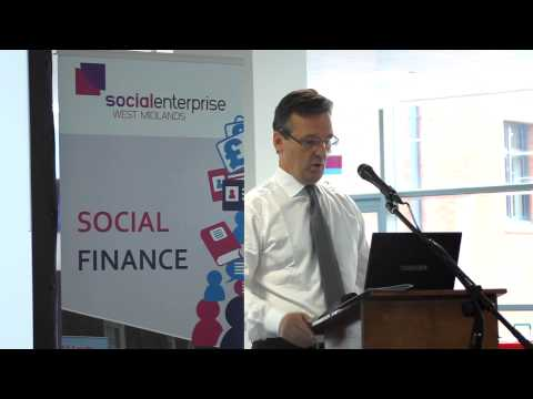 SEWM Social Finance Fair 2012 - Nick O Donohoe Speech