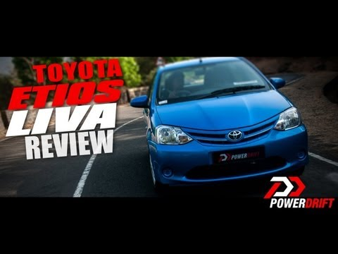 Toyota Etios Liva Review: PowerDrift