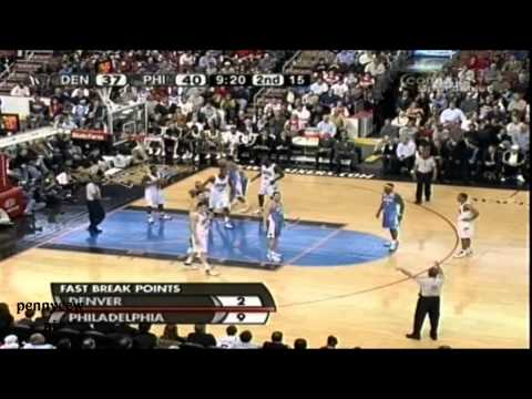 NBA Greatest Games: Allen Iverson Returns to 76ers (2008)