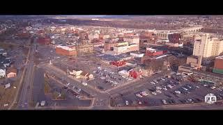 Williamsport, Pennsylvania - Downtown - DJI Mavic Pro