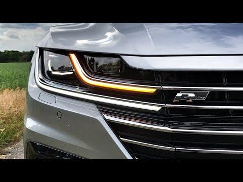30 новых VW ARTEON!) Лаунч-старты, динамика, экстерьер и интерьер : ) VOLKSWAGEN, тест-обзор : )