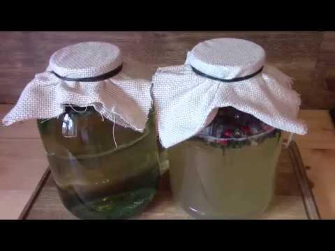 Будь ЗДОРОВ - старорусский рецепт напитка на травах! Просто, быстро, мегаполезно!