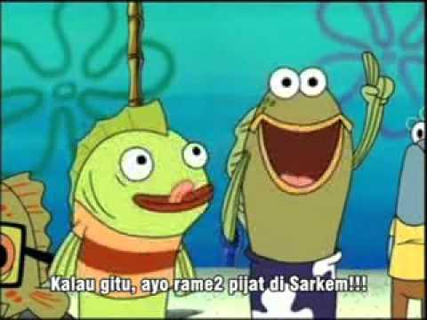 Spongebob Gila Miyabi Coy.... video