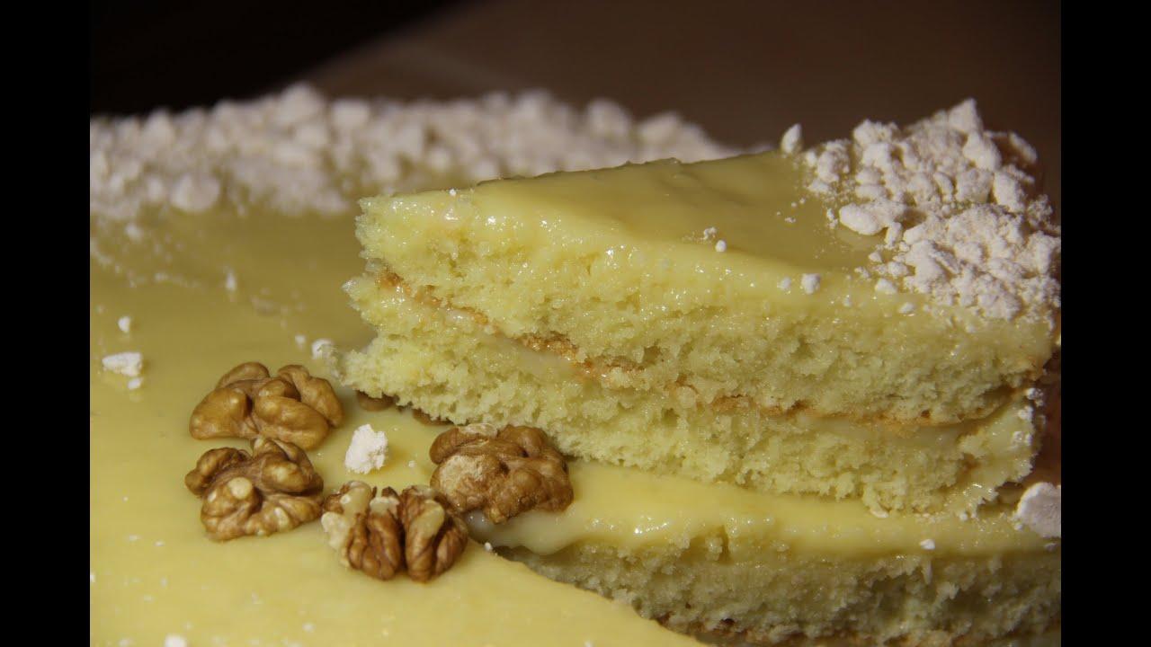 Торт с кокосовым молоком рецепты