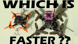 Which Drone is Faster?? - FPV Racing Drone Comparision.