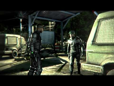 Splinter Cell Blacklist - Co-op Trailer [UK]