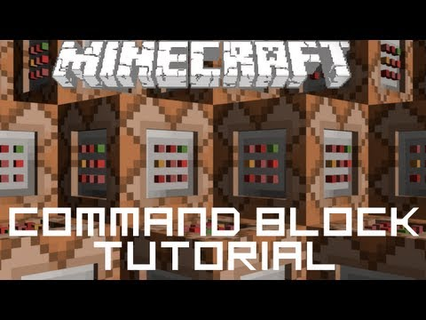 Minecraft Command Block Tutorial [GOEDGEKEURD]