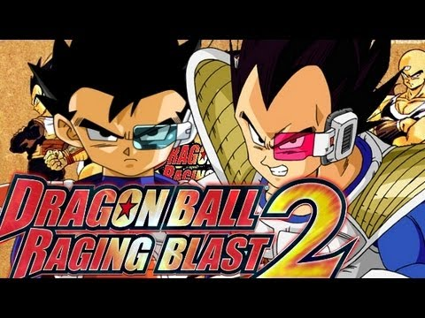 Dragon Ball Z Fight requests - DragonBall Raging Blast 2 - Tarble VS Scouter Vegeta