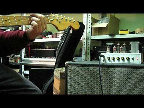 AmpDoctor - Guitar Tube Mini Amplifier - 15W