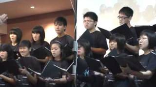 Canticle Of Hope (2nd Rehearsal)