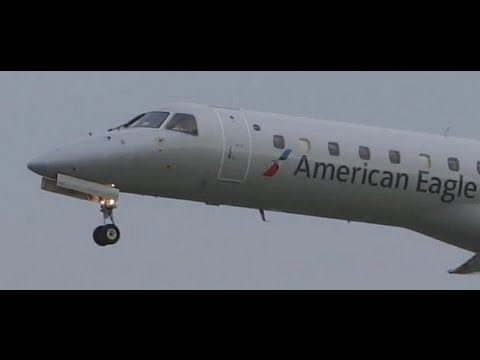 Compilation: American Eagle --New Livery -- Chicago O'Hare Airport KORD / ORD Planespotting