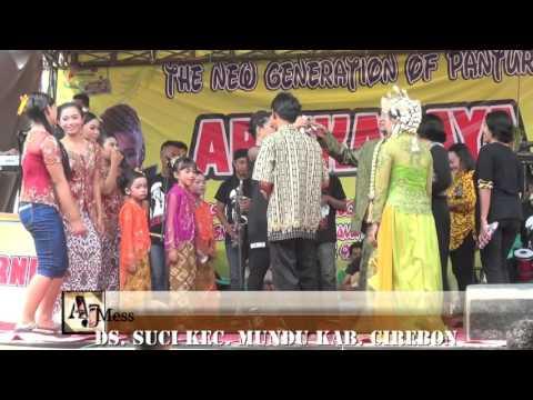 Geboy Mujaer -  Lina Paulina - Arnika Jaya Live Suranenggala