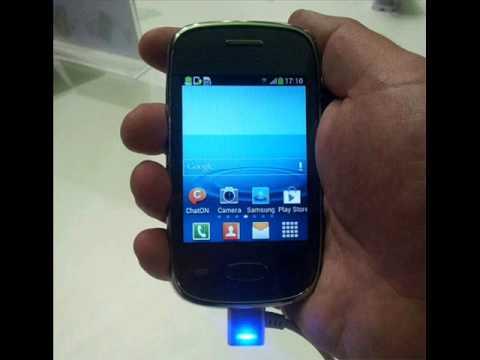 Samsung Galaxy Gt 56102 Инструкция
