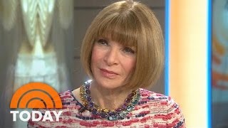 Anna Wintour Reveals New Look For Taylor Swift In Vogue, Talks Met Gala Film | TODAY