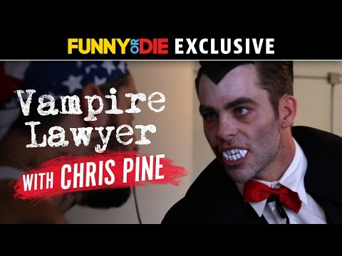 Vampire Lawyer with Chris Pine