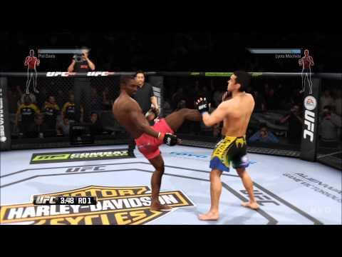 Скачать UFC Undisputed / Бои без правил (PC/RUS/ 2011) через торрент.