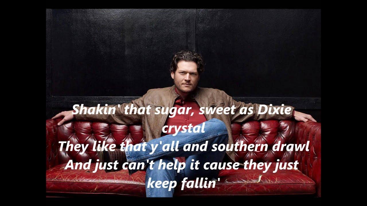 Blake Shelton - Boys Round Here Lyrics   MetroLyrics