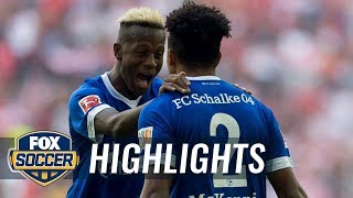 FC Schalke 04 vs. Werder Bremen   2018-19 Bundesliga Highlights