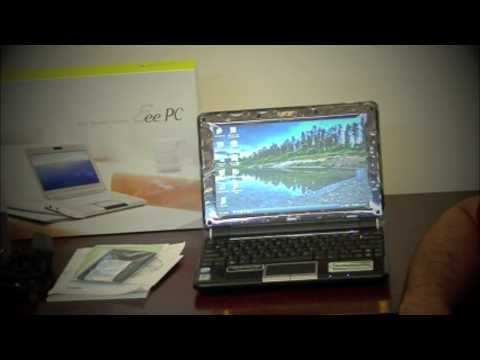 Asus Eeepc 1000HE Review