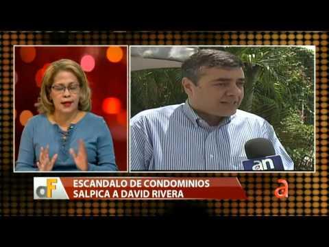 Escandalo de condominios salpica a David Rivera