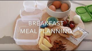 On-The-Go Breakfast Ideas (Meal Planning)