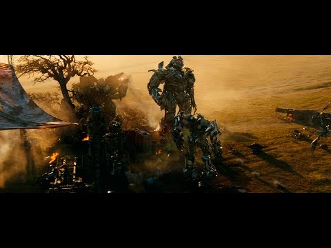Transformers : Dark of the Moon  Megatron in Africa  (1080pHD VO)