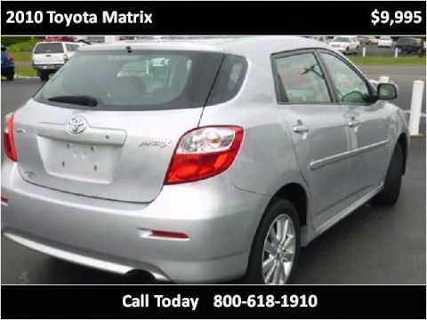 2010 Toyota Matrix Used Cars paducah ky