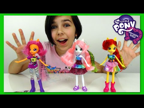 My Little Pony - MLP Equestria Girls Cutie Mark Crusaders Dolls - Wild Rainbow