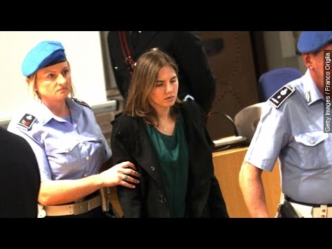 Amanda Knox's Conviction Overturned By Italy's Highest Court