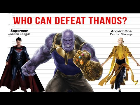 Who Can Defeat Thanos? en streaming