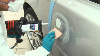 Car Panel Repair by 3M Bodyshop [Step 1]