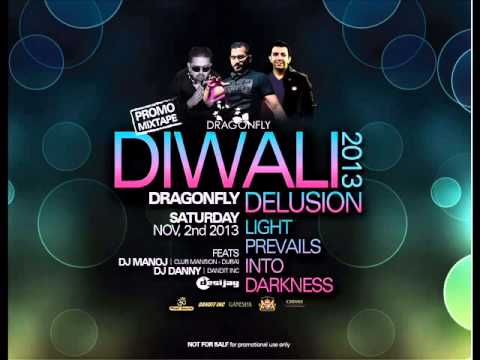 Nonstop Bollywood Club Mix 2013 (Diwali Delusion) - DJ Danny...
