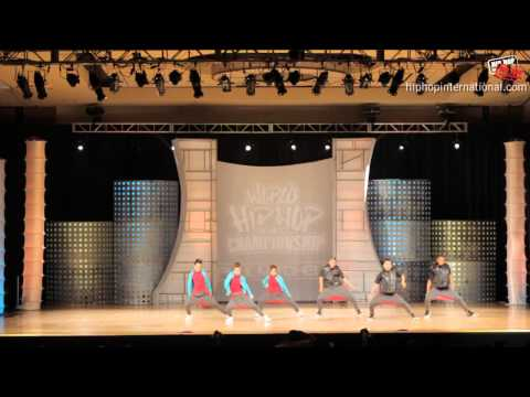 Empire the Crew - Guam (Adult) @ HHI's World Hip Hop Championship 2012