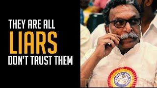 Nadigar Sangam 2015 Election Manifesto
