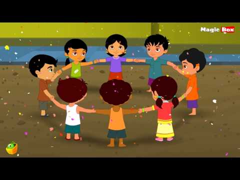 Ugadi Panduga - Telugu Nursery Rhymes - Cartoon And Animated Rhymes For Kids video