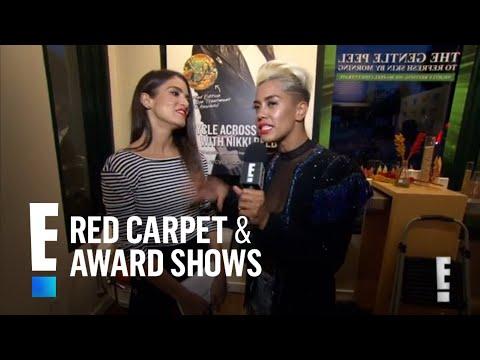 Nikki Reed Partners With Kiehl's for Earth Day | E! Live from the Red Carpet