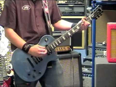 New Gibson Models At Nevada Music