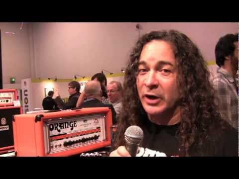 Sweetwater at Winter NAMM 2012 - Orange Divo OV4 Overview
