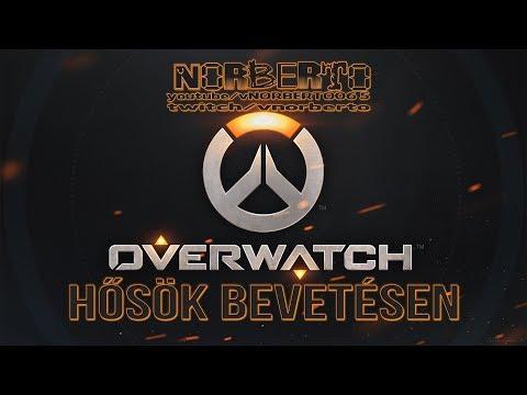 Overwatch   Hősök Bevetésen 2019/50