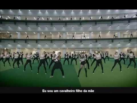 PSY – GENTLEMAN M/V TRADUÇÃO (PORTUGUES) (OFFICIAL VIDEO) ! HD