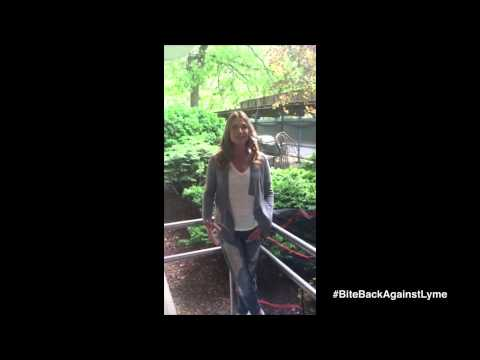 GLA & Heather Thomson Bite Back Against Lyme Disease Video 2